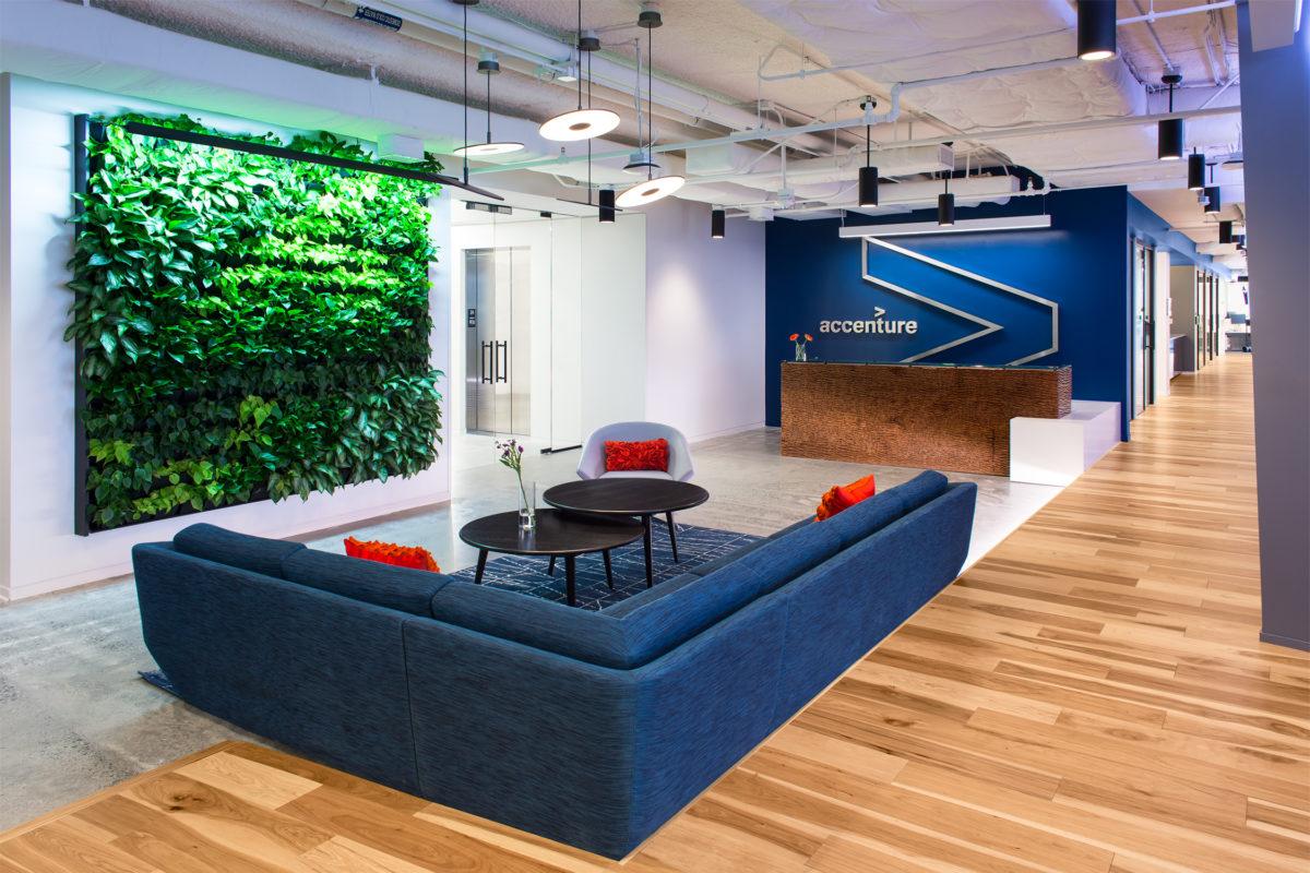 Accenture Reception