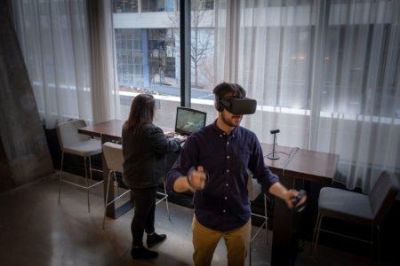 FORM Virtual Reality