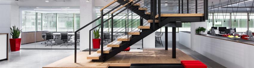 Hanley Wood Stairway